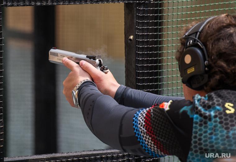 Челябинец на полигоне расстрелял инструктора и погиб сам