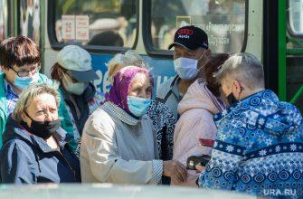 число заболевших и умерших на Урале