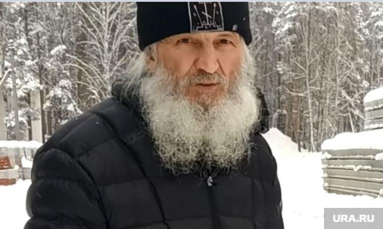 Экс-духовника Поклонской ждет церковный суд. Ему запрещено покидать скит