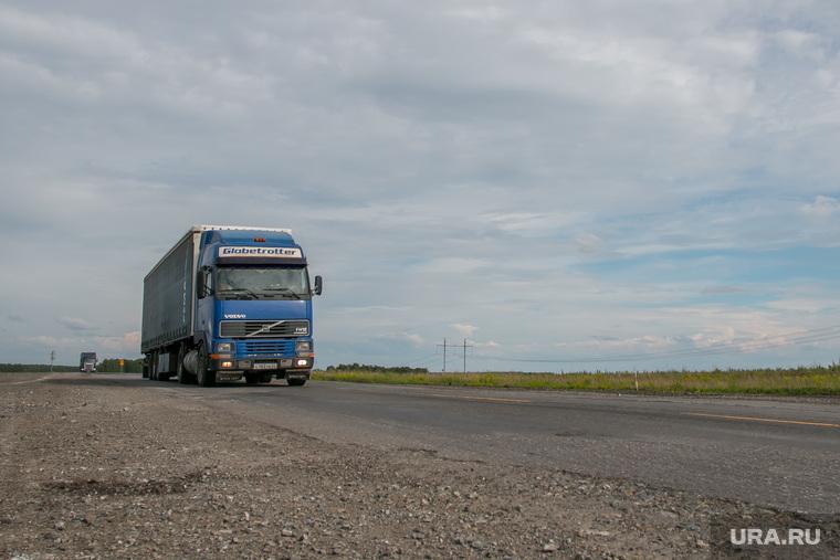 Курганской власти придется искать деньги на ремонт трассы. Москва отказалась от финансирования