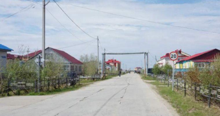 Панаевск Ямальский район ЯНАО городская среда