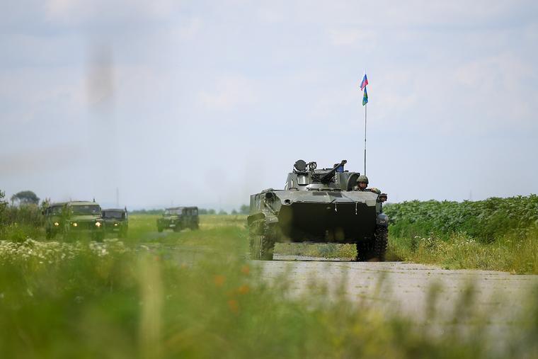 Польский генерал не сдержал эмоций, говоря о российских танках