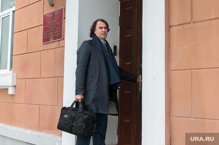 Сенатор Лисовский перед выборами тайно посетил Курган