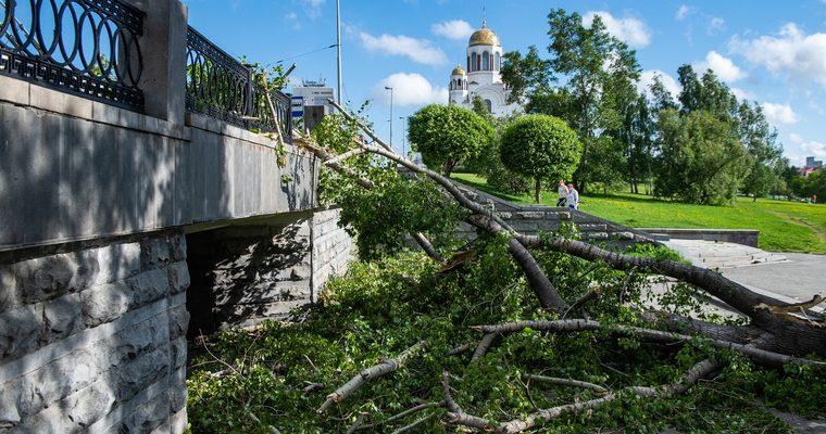 ураган в екатеринбурге