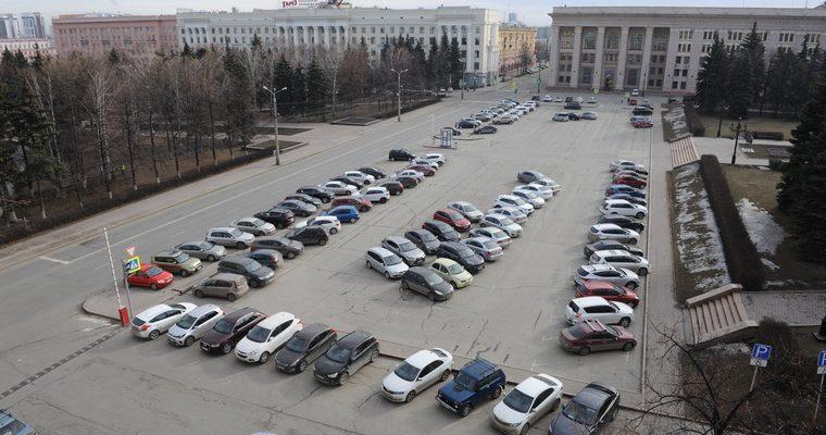 Челябинск платная стоянка