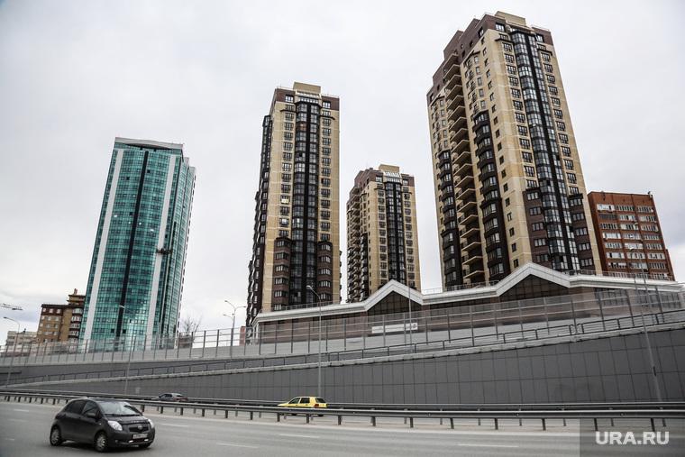 В двух регионах «тюменской матрешки» рушится рынок жилья