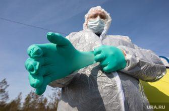 Коронавирус ХМАО число зараженных