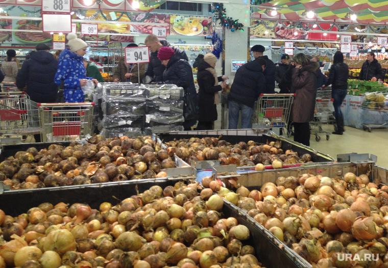 В Кургане во время пандемии выросли цены на продукты