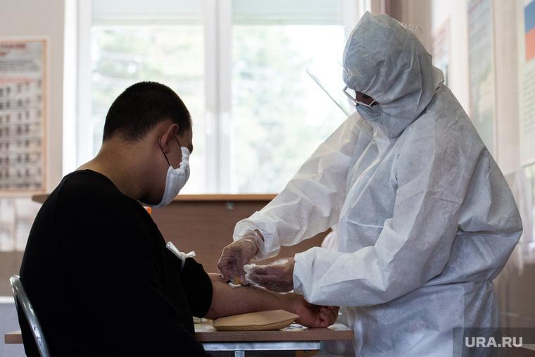 В Свердловской области — высокий рост числа новых случаев COVID. Подробная КАРТА очагов заражения