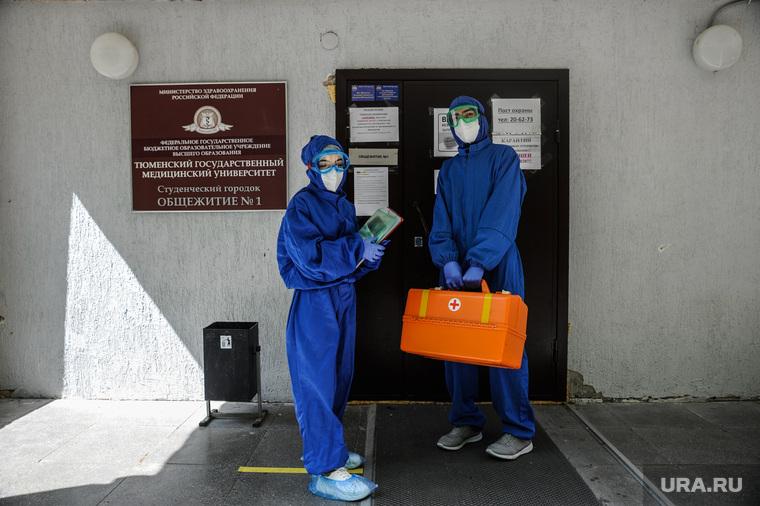 В Тюмени снизилось число заболевших коронавирусом