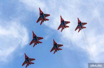 Россия отправила истребители в Ливию
