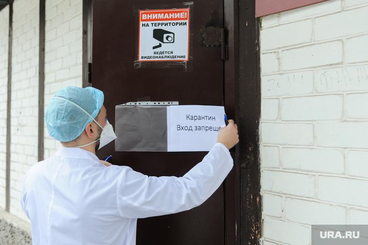 Вспышкам COVID-19 в Пермском крае нашли объяснение. Все дело в больницах