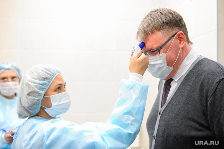 Челябинская область бьет рекорды по заражению коронавирусом. Свежие данные