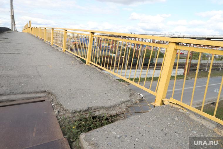 Курганские власти озвучили планы по масштабному ремонту мостов