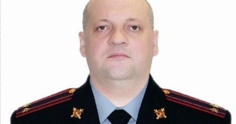 Новый начальник угрозыска Свердлоская область Молодцов Ройзман