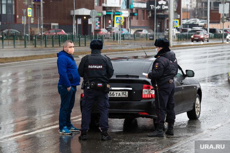 Полицейские из ХМАО игнорируют требования губернатора. ФОТО