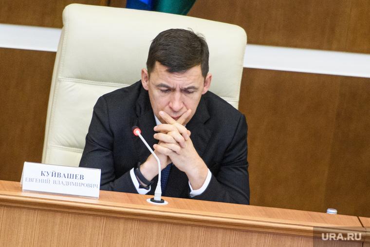 Свердловский губернатор признал проблемы со статистикой по COVID