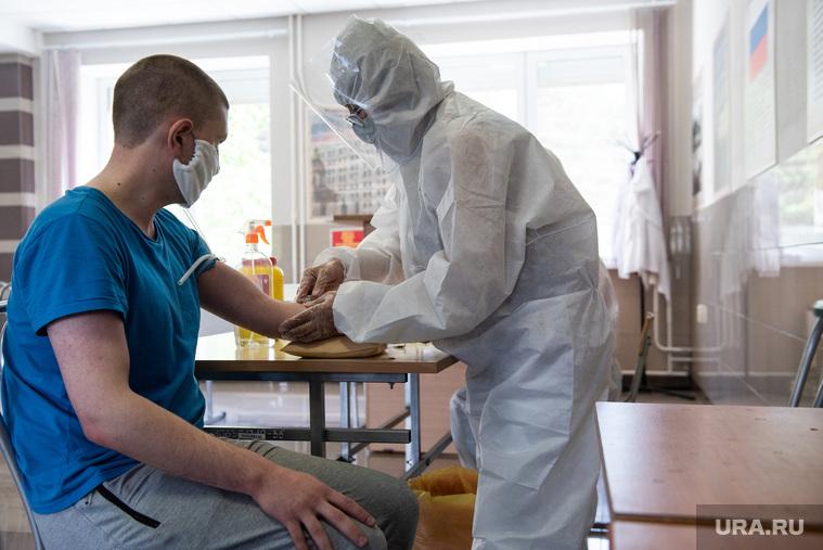 В Свердловской области — новый рекорд заболеваемости COVID-19. КАРТА заражений