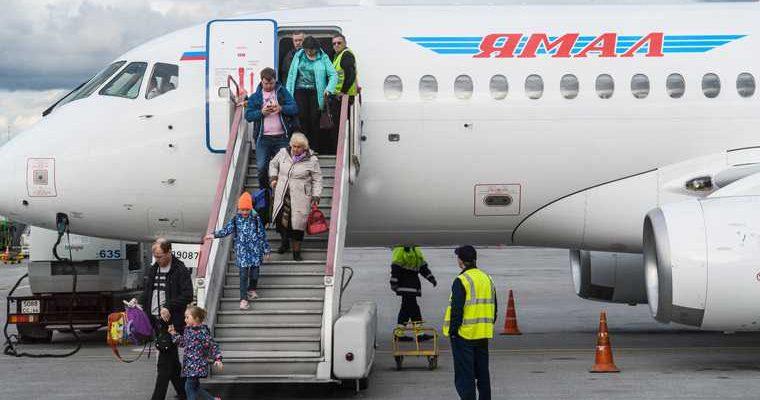 авиакомпании и аэропорты России