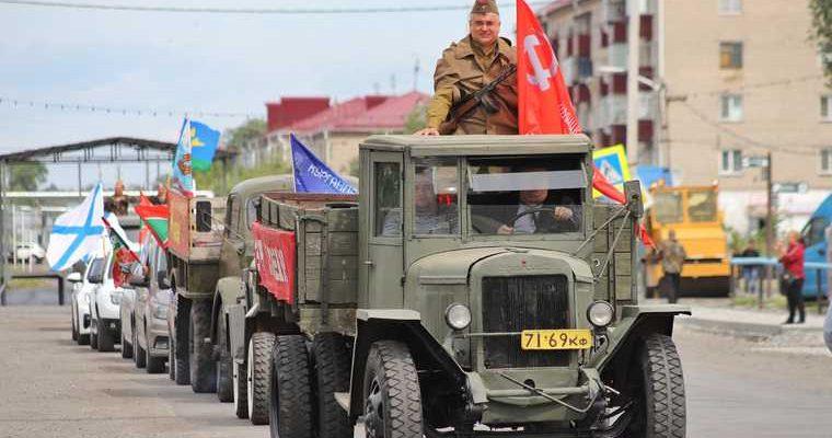 автотехника времен Великой Отечественной войны