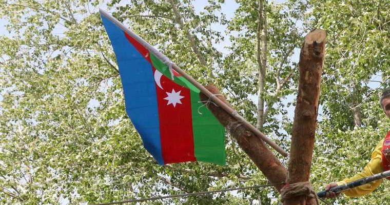 На границе Азербайджана и Армении военные столкновения