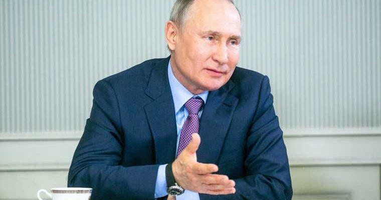 Путин интервью Россия 1