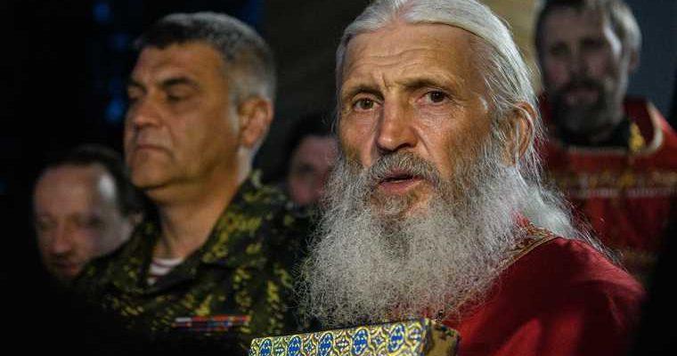 Отец Сергий отсидел тюрьма кто это захватил храм монастырь