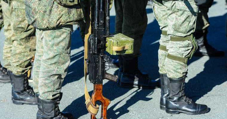 приказ о неприменении оружия получили украинские военные