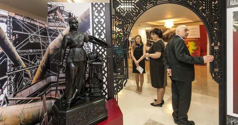 открытие выставка Екатеринбургский музей изобразительных искусств