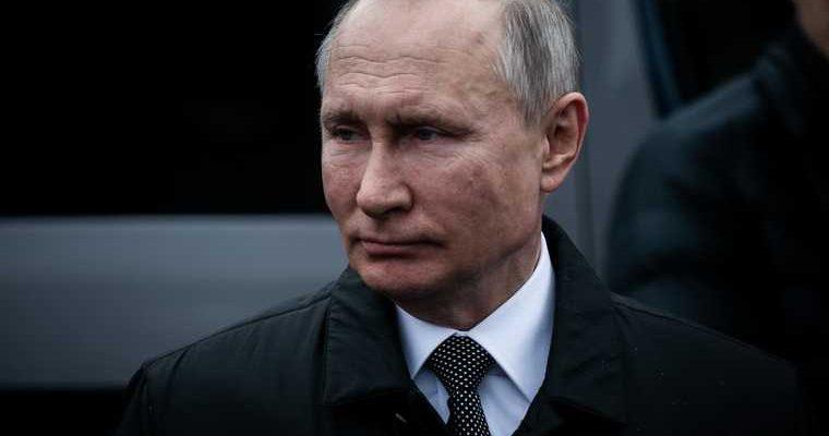 в Тюменской области ждут Путина