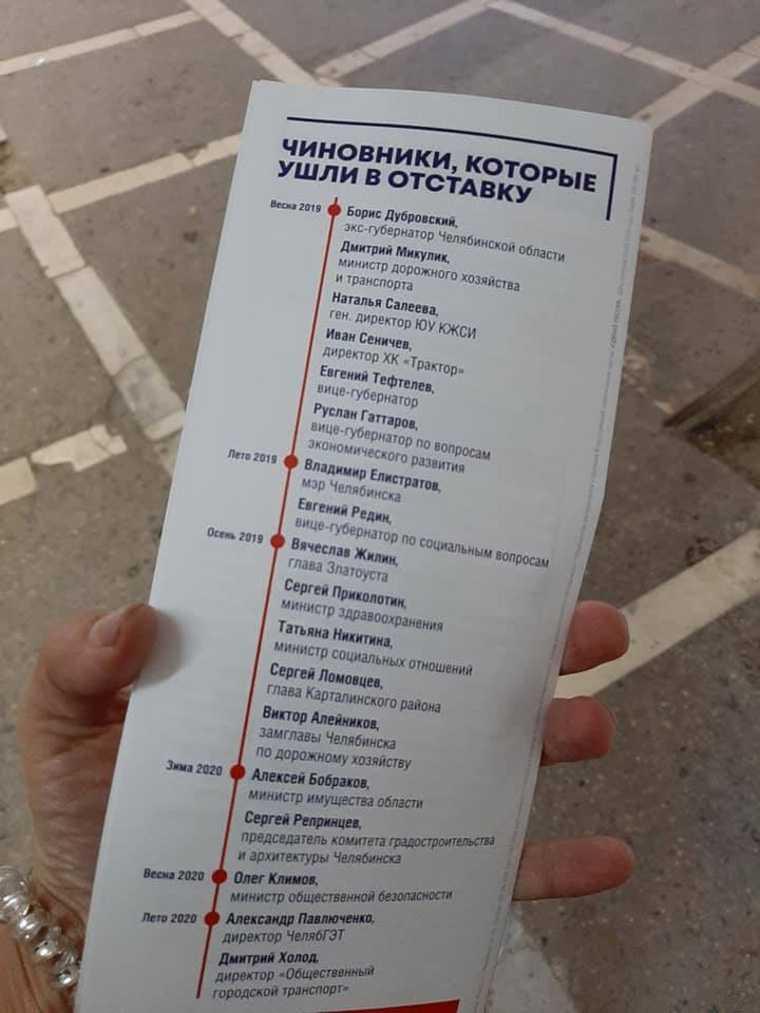 Пиарщики «Единой России» опозорились перед челябинскими элитами. ФОТО