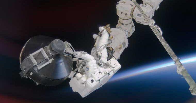 астроном объяснил объекты видео космонавт Вагнер