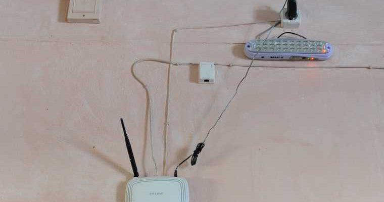Wi-Fi-роутер уменьшить вред