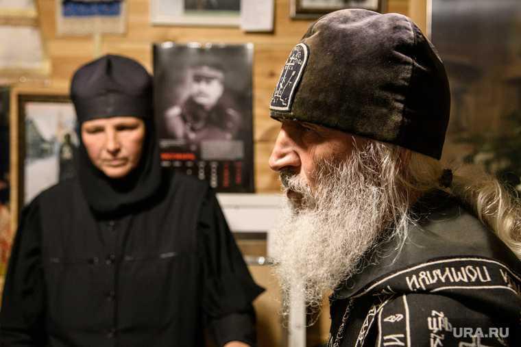 Среднеуральский монастырь Екатеринбург Сергий конфликт РПЦ
