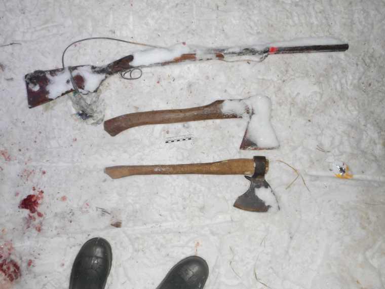Свердловскому экс-леснику после битвы на топорах грозит 20 лет