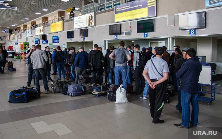меры властей ЯНАО коронавирус распространение вахтовики приезжие