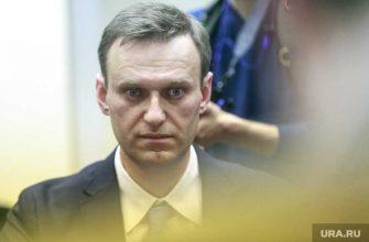 отравление Навального МИД России