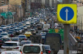 Минтранс РФ подготовил проект изменений в ПДД