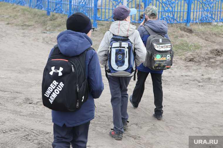 контроль школьников на коронавирус Пермь