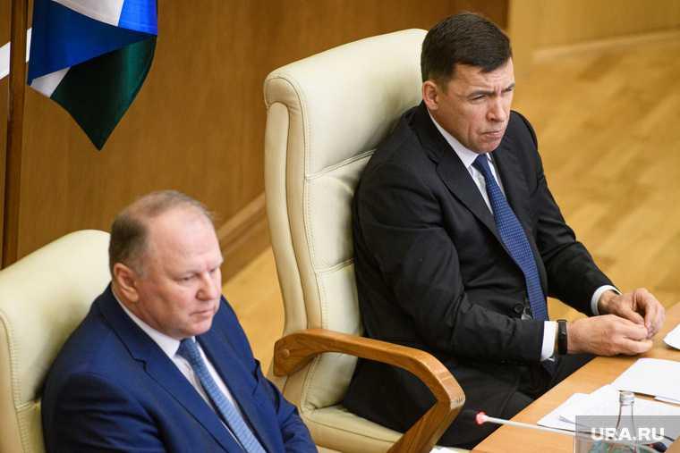 полпред обсудил с Куйвашевым бюджет области