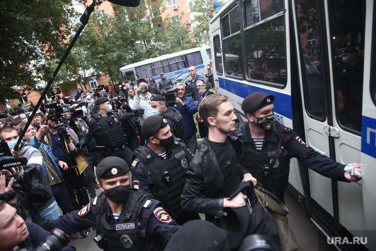 полиция задержала суд ефремов
