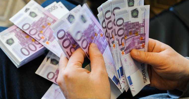евро побило рекорд