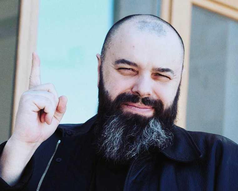 Максим Фадеев завел собаку