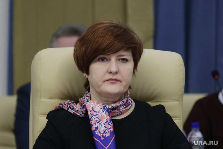 Чугарина уволилась из правительства Пермского края