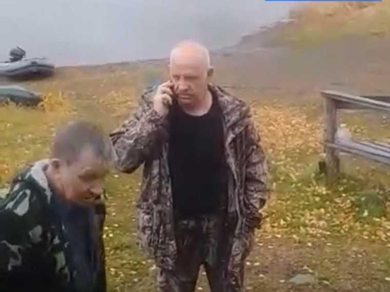 Челябинская область Лосев рыбнадзор