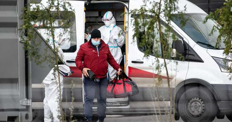 коронавирус Пермский край число заболевших пошло на спад