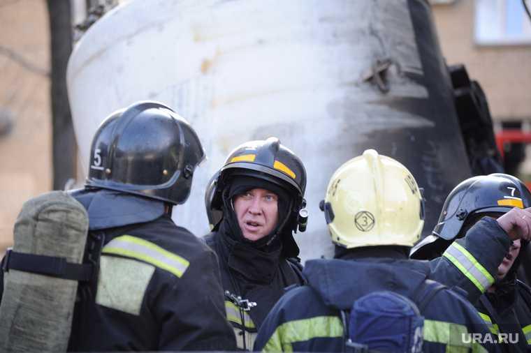 взрыв происшествие Челябинск больница коронавирус госпиталь