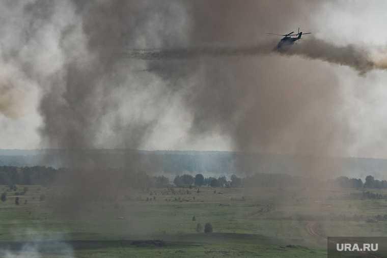 Азербайджан сбил ракету российскую