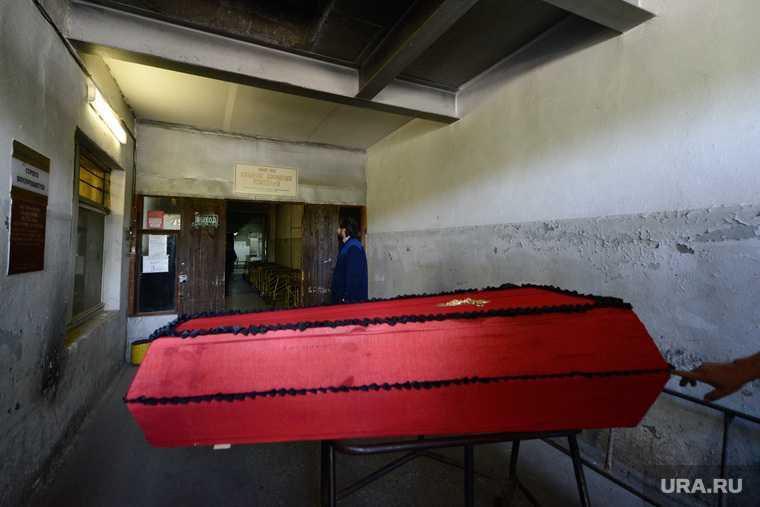 челябинск коронавирус похороны