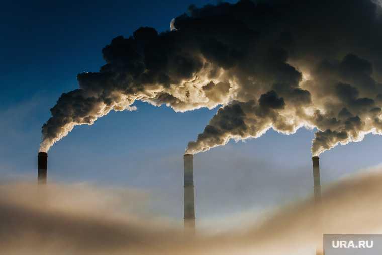 выбросы с заводов в атмосферу